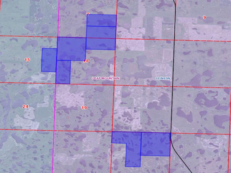 Columbus,North Dakota 58727,Lot,1160