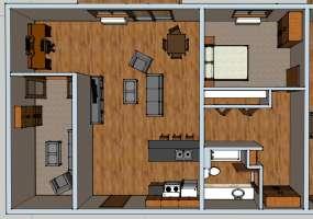 1 Bedrooms, Lake, For Sale, 1 Bathrooms, Listing ID 1170, North Dakota, United States,