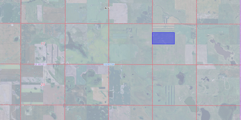 Farm, For Sale, Listing ID 1195, Bottineau, North Dakota, United States, 58318,