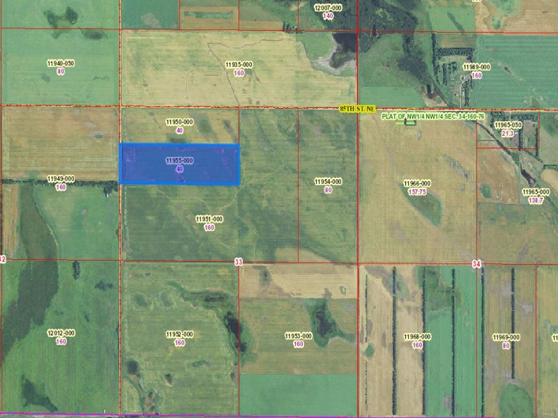 1 Parcel in Bottineau County