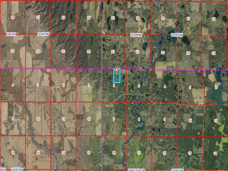 County Road 49,Bottineau,North Dakota 58318,Hunting,County Road 49,1374