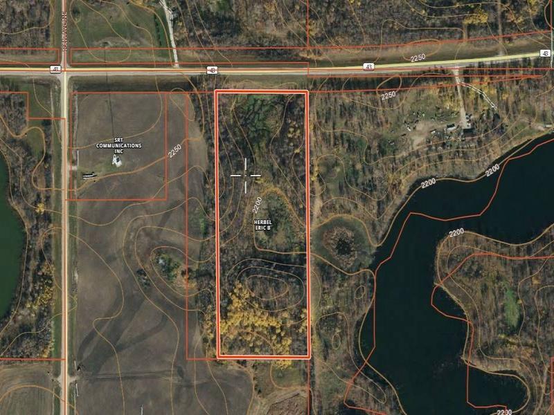 Highway 43,Bottineau,North Dakota 58318,Land,Highway 43,1389