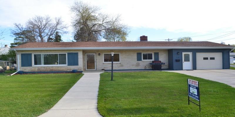 116 9th street east,Bottineau,North Dakota 58318,3 Bedrooms Bedrooms,2 BathroomsBathrooms,Residental,9th street east,1044